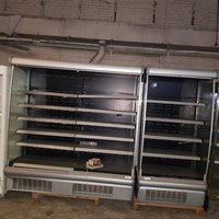 Oscatielle Pair of Remote Multi Deck Fridges