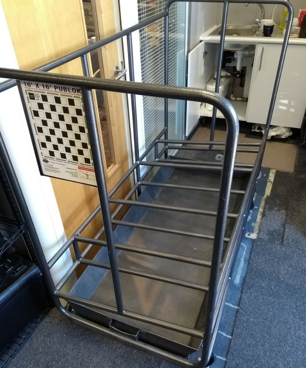 Dance floor trolley for sale
