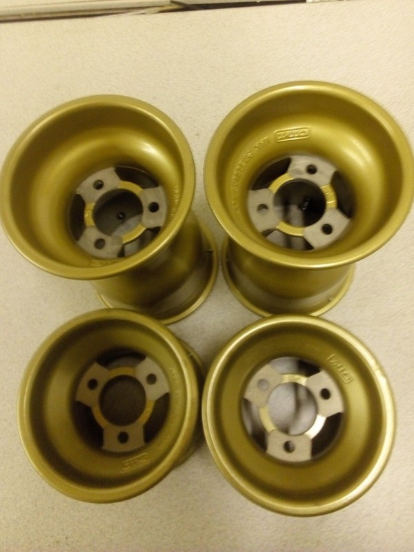 Tony Kart MXP RIMS/Wheels