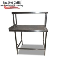 1.1m Stainless Steel Table (Ref: RHCs218)