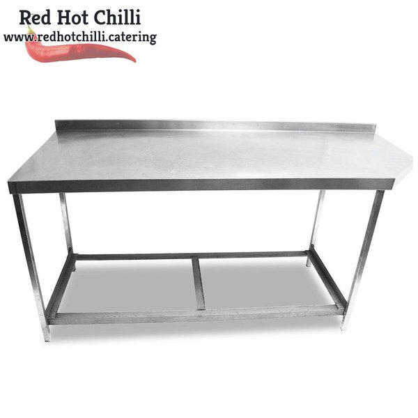1.69m Stainless Steel Table