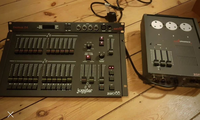 Lighting desk for sale with dimmer