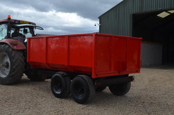 Grain trailer for sale