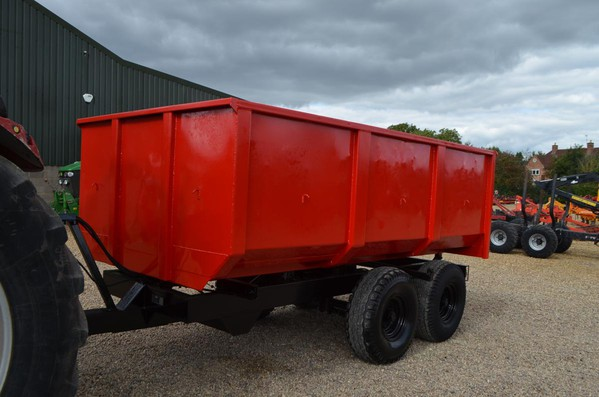 Used Dragon 8t trailer for sale