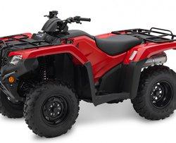 Honda Fourtrax 420 2WD Manual TM1 ATV