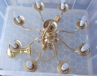 8 arm chandeliers for sale