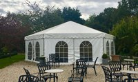Hexagon shaped marquee for sale