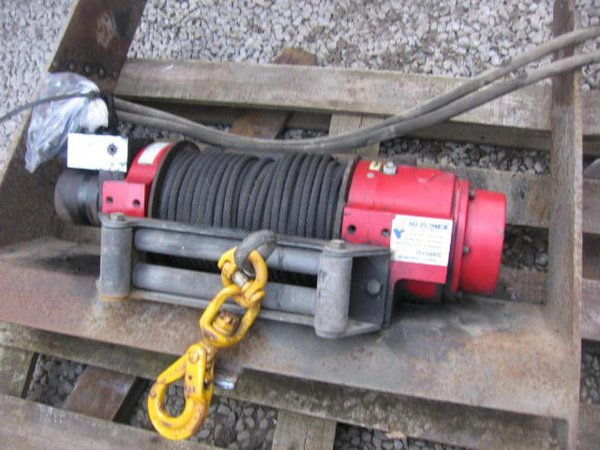 Superwinch 5072H Direct Fire Service