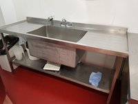 Deep single sink Witshire