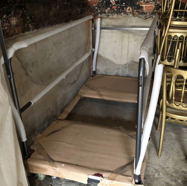 Table trolley for sale