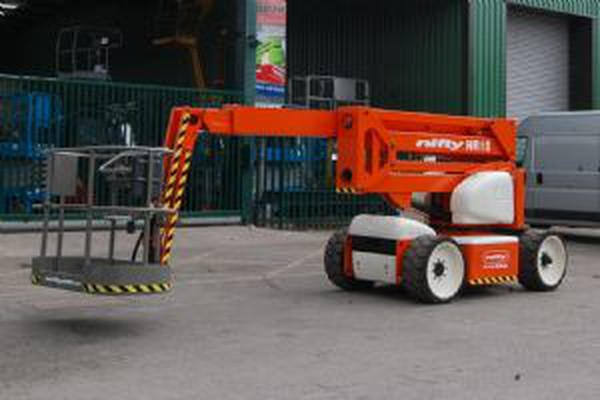 Used NiftyLift HR15NDE