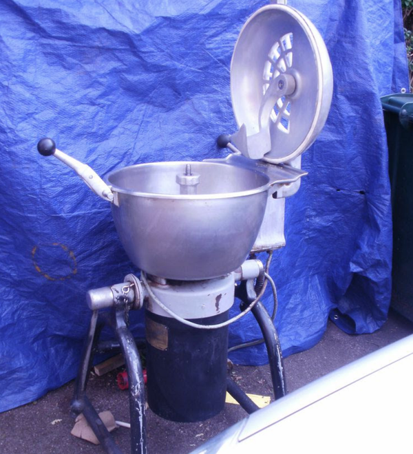 Bowl cutter for sale