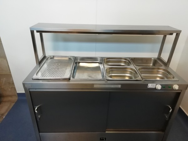 Secondhand carvery unit for sale