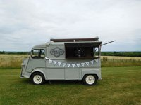 Mobile bar in Citroen van for sale