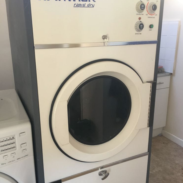 Gas tumble dryer for sale