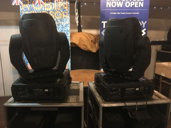 Moving head lights for sale