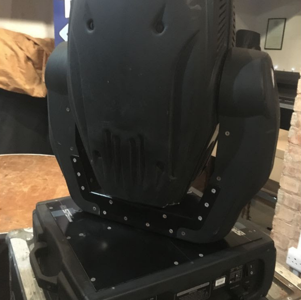 Used moving head lights