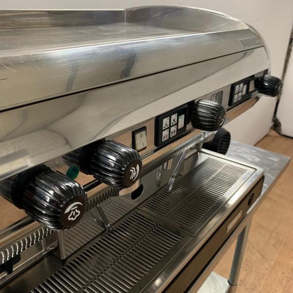 Secondhand coffee machine