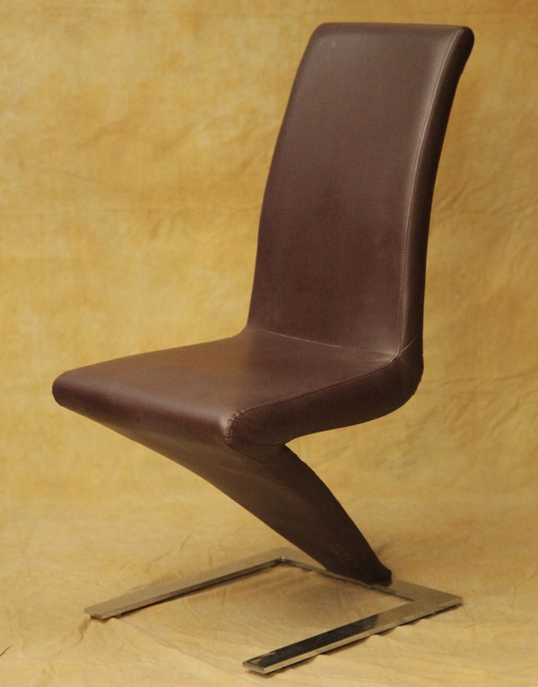 Leather restaurant chairs for sale