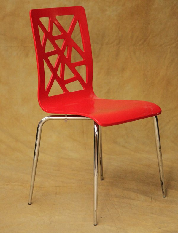 Red Ziggy Chairs for sale