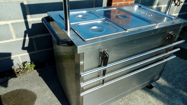 Hot cupboard counter for sale