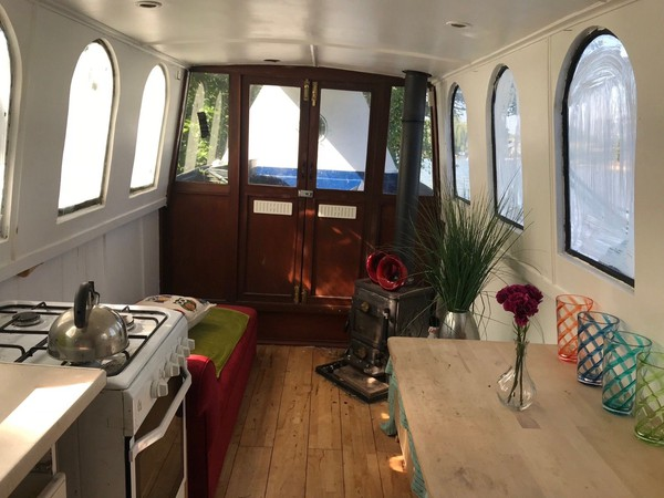 40ft narrowboat
