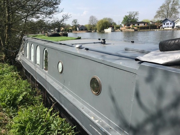 second Hand 40ft narrowboat