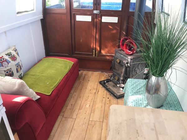 used 40ft narrowboat