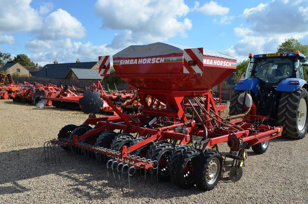 SECONDHAND HORSCH 4CO SEED DRILL