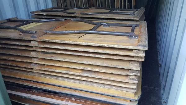Trestle tables for sale