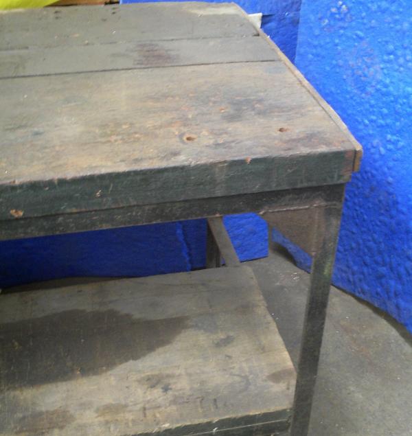 Secondhand work bench