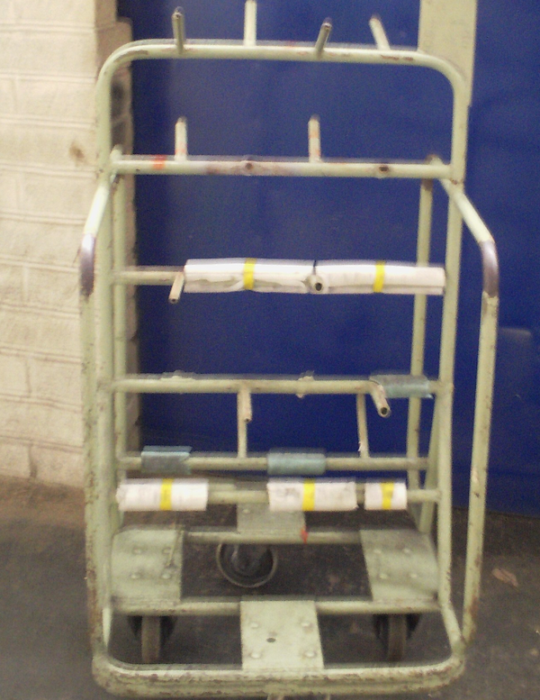 Heavy duty trollies