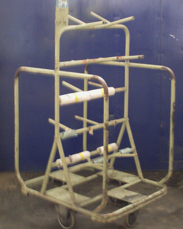 Used pobbin trollies for sale