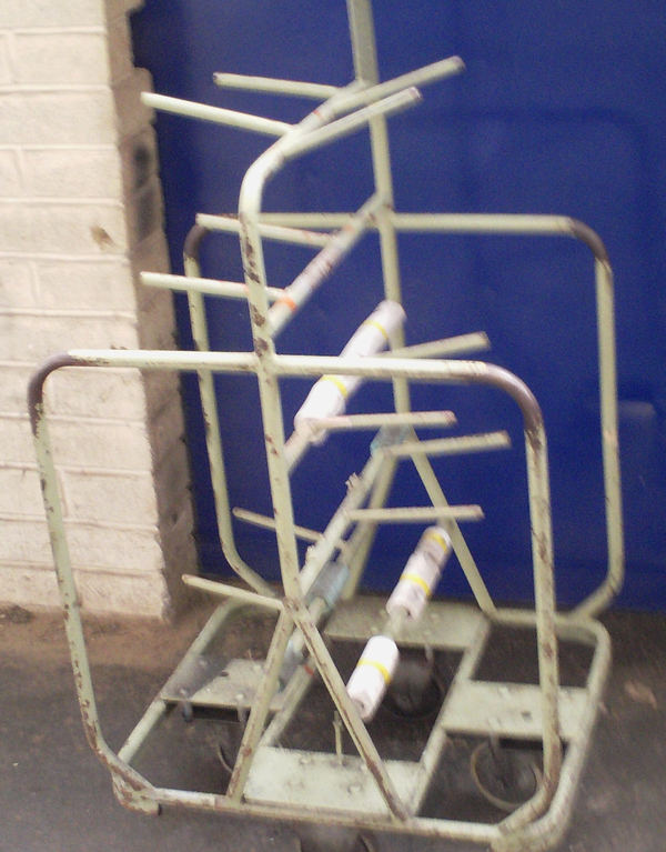 Vintage trollies for sale