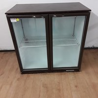 Used Cornelius 24 1 340046 Double Bottle Fridge (7460)