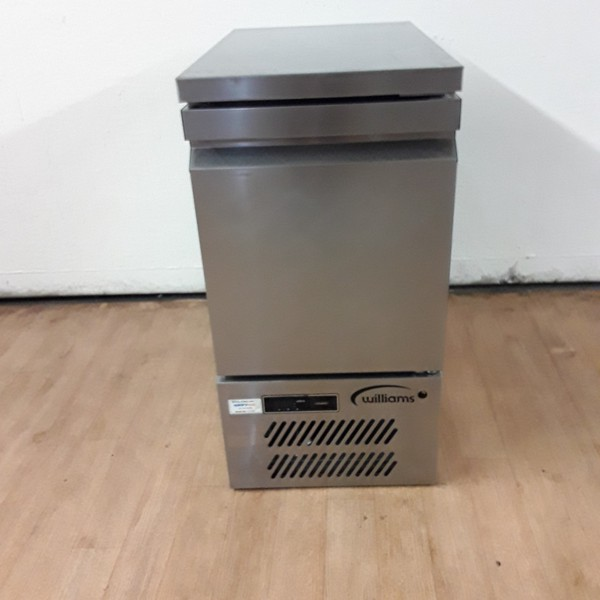 Used Williams H5CT R1 Stainless Single Undercounter Fridge No Shelf (7459)