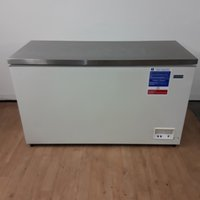 Used Polar CE212 Stainless Top Chest Freezer (7458)