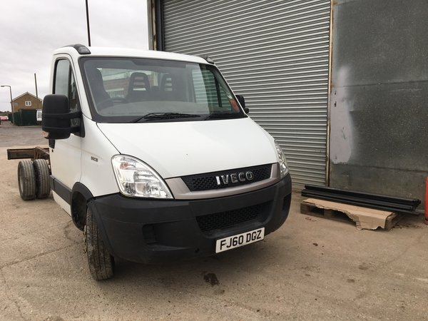 Iveco Daily 5.5 Tonne