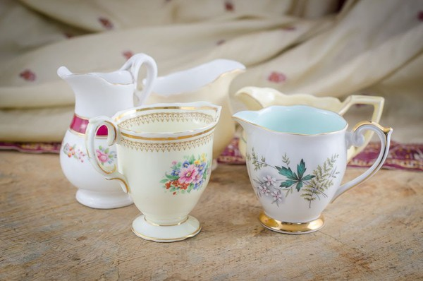 Vintage crockery business