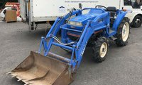 Iseki Compact Tractor for sale