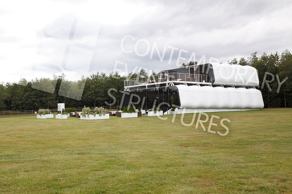 Two storey marquee for sale