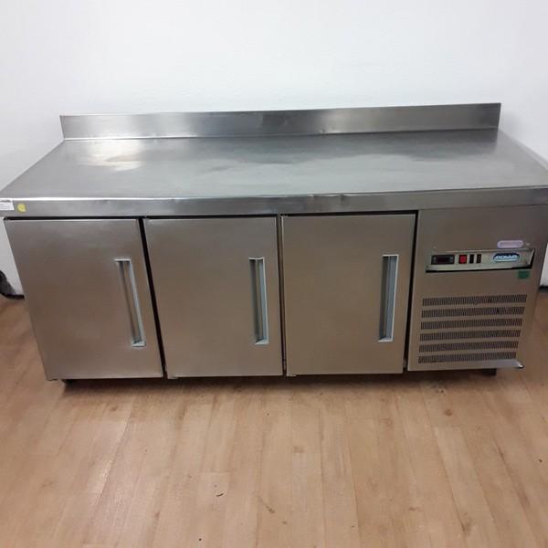 Prep fridge