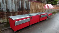 Bain marie hot cupboard for sale