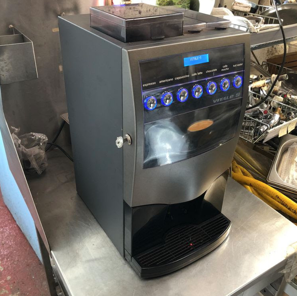 Secondhand bean to cup machine