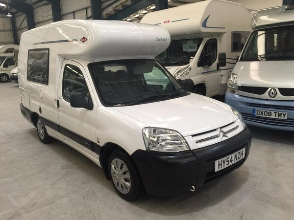 Secondhand Motorhomes For Sale 2 Berth Motorhomes