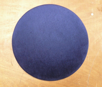 Blue seat pads for sale