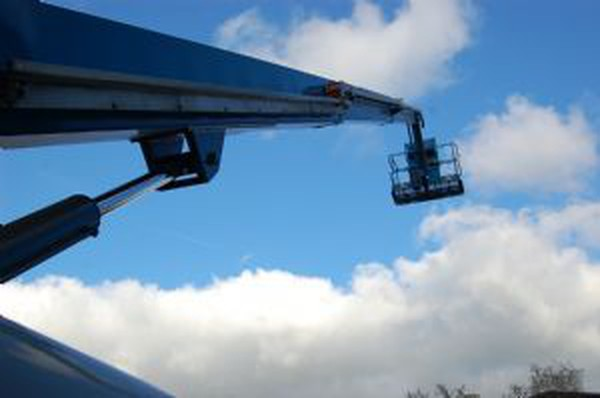 Used boom lift for sale