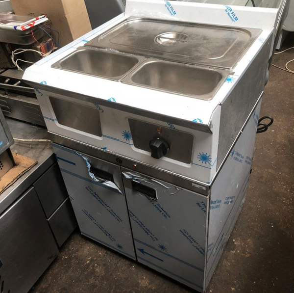 Brand new bain marie for sale