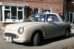 Nissan Figaro 1950/60 retro