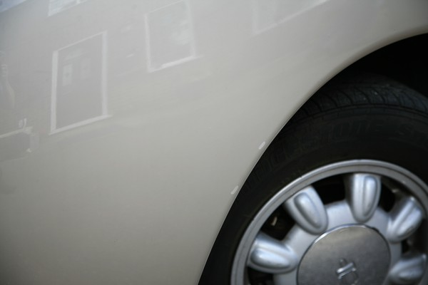 retro Nissan Figaro
